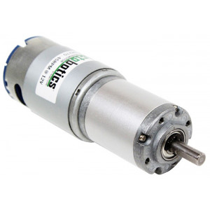 ACTOBOTICS 84 RPM HD Premium Planetary Gear Motor