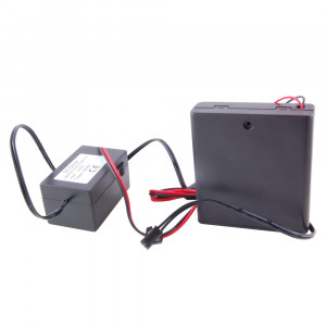 NTE EL Wire Battery Pack Power Supply