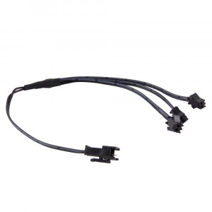 NTE EL Wire 3-Way Splitter