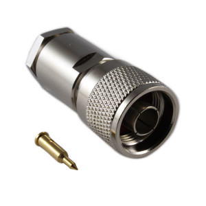 PHILMORE Male N Connector for RG8/U