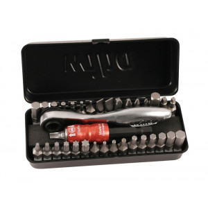 WIHA 35 piece Ratchet Bit Set