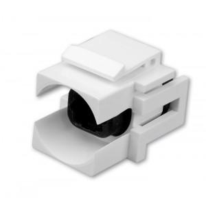 VANCO Toslink Optical Audio Keystone Insert White