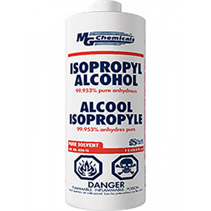 MG Chemicals Isopropyl Alcohol 99.9% Pure 945ml
