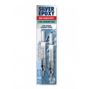 MG Chemicals Silver Conductive Epoxy 15 grams