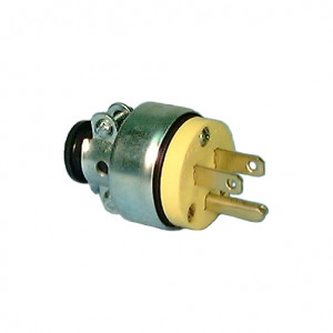 PHILMORE 3-wire AC Plug