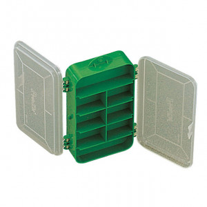 ECLIPSE Plastic Box Two Sided Lids 6.5X3.75X1.75""