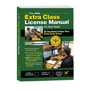 ARRL Extra Class License Manual 11th Edition