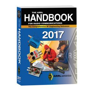 ARRL Handbook 2017 Hardcover Edition