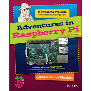 Maker diy technology you do it electronics center adventures in raspberry pi 3rd edition solutioingenieria Gallery