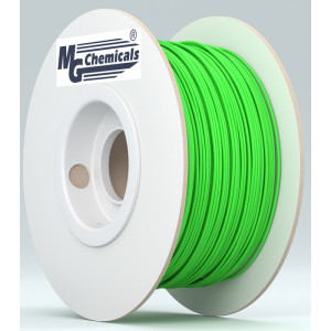 MG CHEMICALS 1.75mm ABS 3D Printer Filament 1kg Thermochromic Green