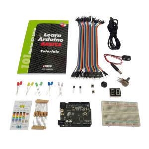 OSEPP 101 Arduino Basics Starter Kit