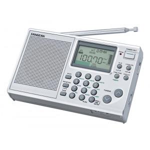 SANGEAN Shortwave Radio FM-Stereo/AM Worldband Receiver