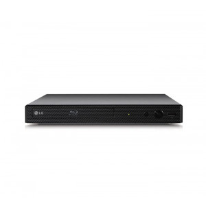 LG Blu-ray Disc Player with Streaming Services and Built-in Wi-Fi