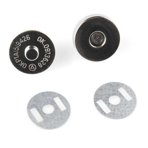 SPARKFUN Magnetic Snap 18mm