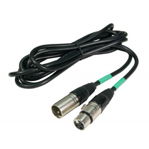 Chauvet DMX Cable 3-pin 25ft