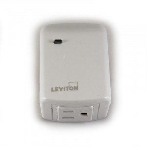 LEVITON Plug-In Outlet with Wi-Fi Technology