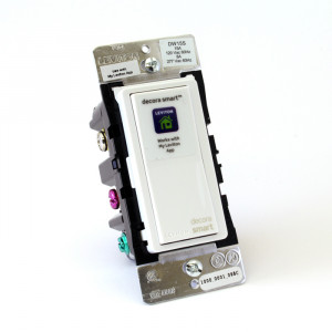 LEVITON Decora Switch with Wi-Fi Technology 15A