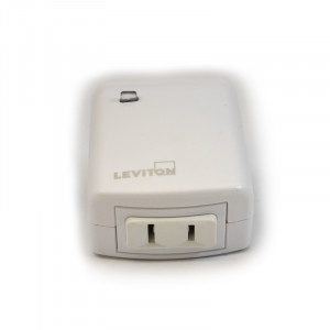 LEVITON Plug-In Dimmer with Wi-Fi Technology