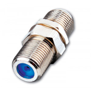 "VANCO Coaxial ""F"" Female to Female Coupler 10pk"