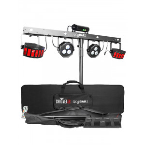 CHAUVET Pack-n-Go Lighting System