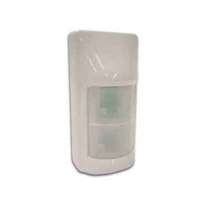 VELLEMAN PIR Motion Sensor with Double Twin Optics