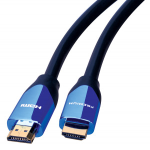 VANCO HDMI Cable 3ft Certified Premium CL3
