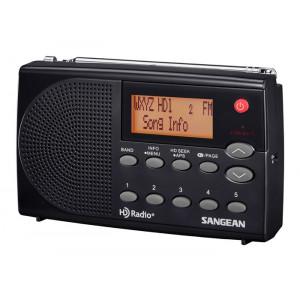 SANGEAN Portable HD Radio FM-Stereo/AM