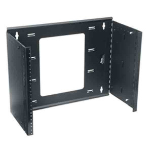 MIDDLE ATLANTIC 8U Adjustable Depth Hinged Panel Wall Moun
