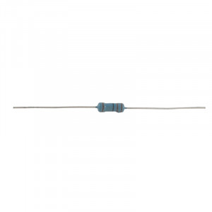 NTE 470k OHM 1/2 Watt Resistor 2% Tolerance 6pk