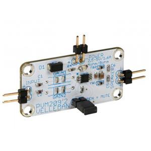 VELLEMAN Class D Audio Amplifier - Mono 2.8 W