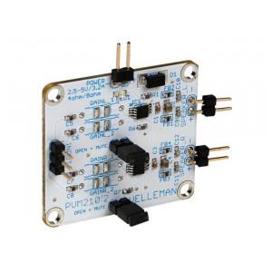 VELLEMAN Class D Audio Amplifier Stereo 2.8W