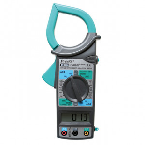 ECLIPSE AC/DC Clamp Meter 200A
