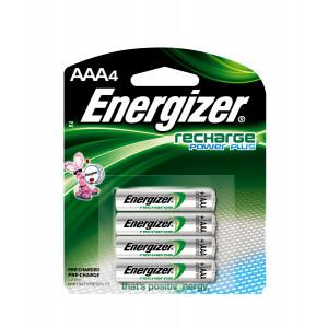 ENERGIZER Rechargeable NIMH AA 4pk