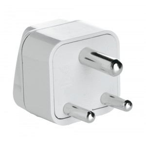 CONAIR Travel Smart Grounded Adapter Plug