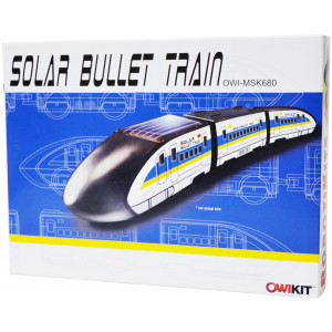 OWI Solar Bullet Train Kit
