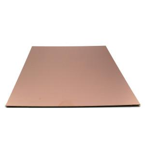 """PHILMORE Copper Clad PC Board 8"""" x 10"""""""