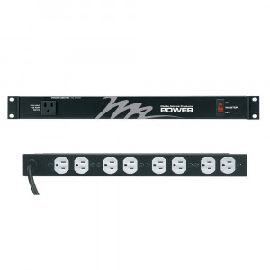 Middle Atlantic 9 Outlet Rack Mount PDU