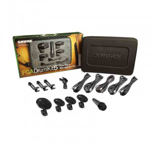 SHURE Drum Microphone Kit 5 Piece