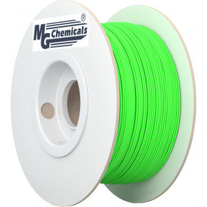 MG CHEMICALS 1.75mm PLA 3D Printer Filament 1kg Green Glow in the Dark