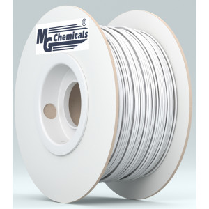 MG CHEMICALS 1.75mm PLA 3D Printer Filament 1kg White