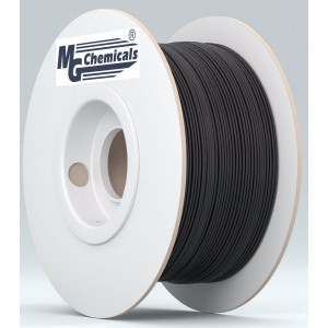 MG CHEMICALS 3mm PLA 3D Printer Filament 1kg Black