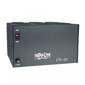 Tripplite 13.8VDC 60-Amp Precison Power Supply