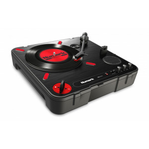 NUMARK Portable Turntable with Scratch Switch