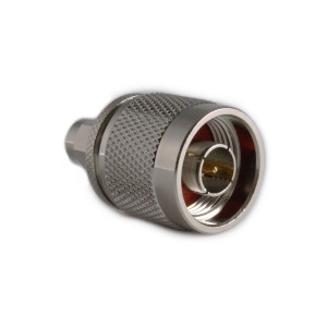 PAN PACIFIC SMA-RP Male to N Male Adapter
