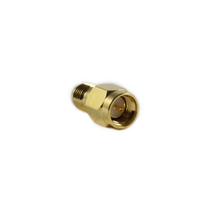 PAN PACIFIC SMA-RP Male to SMA Male Adapter
