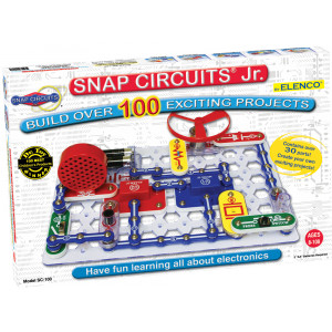 Elenco Snap Circuits Jr. 100 Experiments