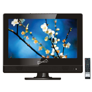 "SUPERSONIC 13"" LED TV"