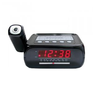 SUPERSONIC Projection Alarm Clock Radio