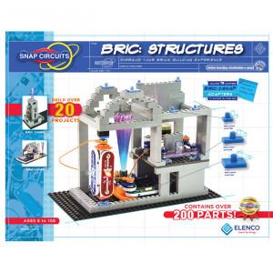 ELENCO Snap Circuits Bric: Structures