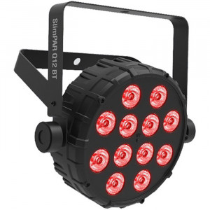 CHAUVET SlimPAR Q12 BT Wash Light with Built-in Bluetooth